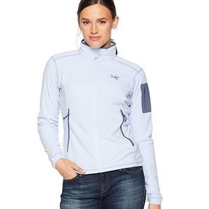 Arc'teryx Women's Delta LT Jacket — Ion
